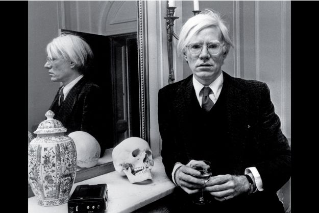 Andy Warhol génie